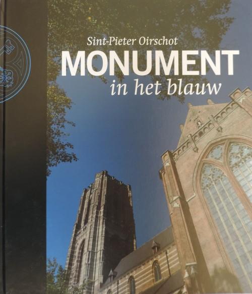 Monument in het Blauw | Sint-Pieter Oirschot